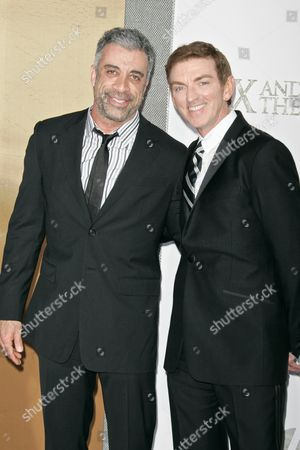 John Melfi and Michael Patrick King