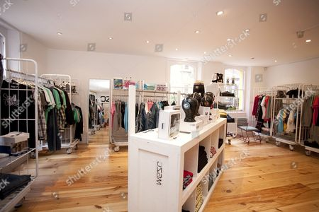 Stock Photo of WeSc skate and underground clothing boutique