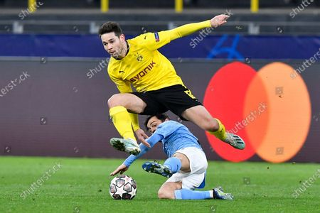 Editorial photo of Soccer Champions League, Dortmund, Germany - 14 Apr 2021