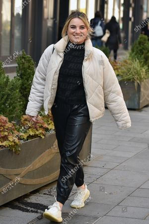 Editorial picture of Sian Welby out and about, London, UK - 14 Apr 2021