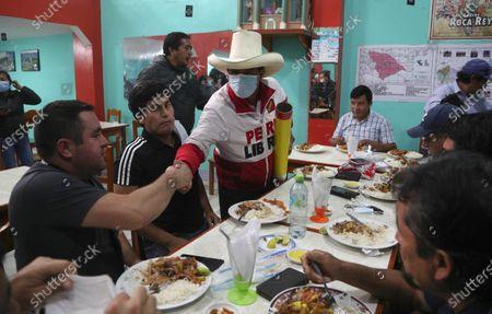 Editorial photo of Elections, Chota, Peru - 14 Apr 2021