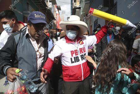 Editorial image of Elections, Chota, Peru - 14 Apr 2021