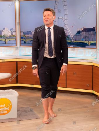 Editorial photo of 'Good Morning Britain' TV Show, London, UK - 15 Apr 2021
