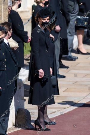 Stock Picture of Catherine Duchess of Cambridge