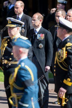 Stock Image of Prince Edward