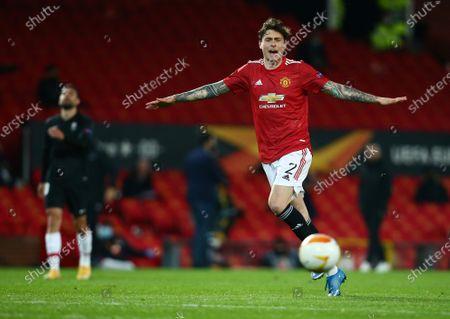 Victor Lindelof of Manchester United