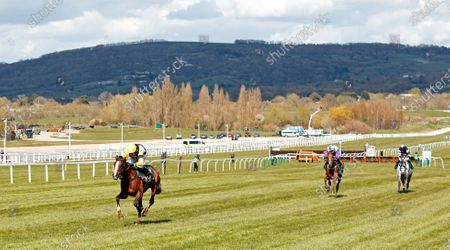 Editorial photo of Horse Racing - 15 Apr 2021