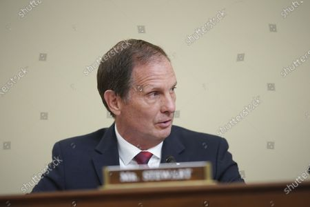 """United States Representative Chris Stewart (Republican of Utah), speaks during a House Intelligence Committee hearing in Washington, D.C., U.S.,. The hearing follows the release of an unclassified report by the intelligence community detailing the U.S. and its allies will face """"a diverse array of threats"""" in the coming year, with aggression by Russia, China and Iran."""