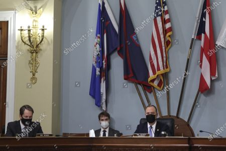 Editorial picture of Congress Worldwide Threats, Washington, United States - 15 Apr 2021