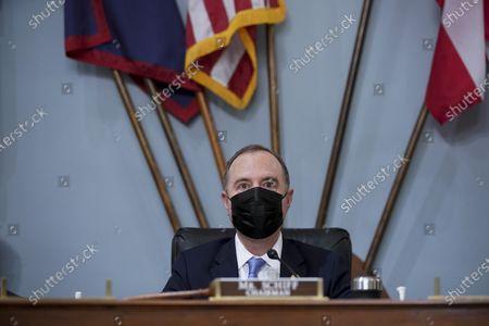 Editorial photo of Congress Worldwide Threats, Washington, United States - 15 Apr 2021
