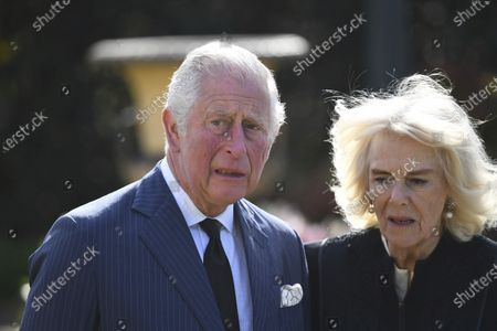 Editorial picture of Prince Philip, London, United Kingdom - 15 Apr 2021