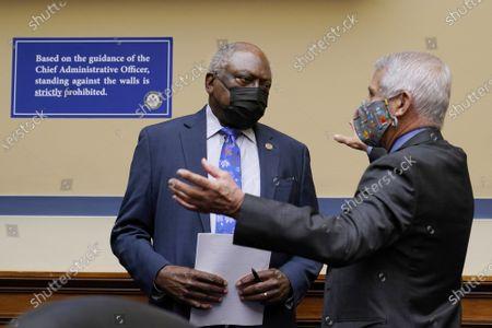 Editorial photo of House Coronavirus subcommittee meeting, Washington DC, USA - 15 Apr 2021