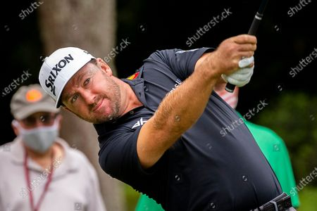 Editorial photo of RBC Heritage Golf, Hilton Head Island, United States - 15 Apr 2021