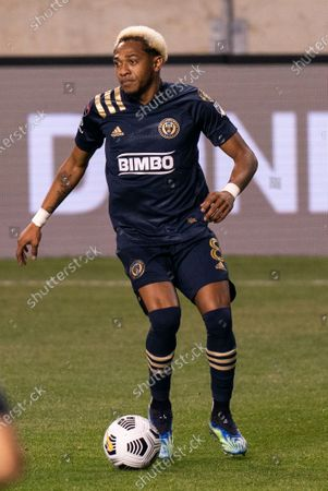 Editorial photo of CONCACAF Saprissa Union Soccer, Chester, United States - 14 Apr 2021
