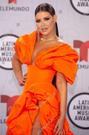 Editorial photo of 2021 Latin American Music Awards - Red Carpet, Sunrise, USA - 15 Apr 2021
