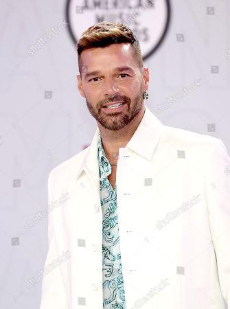 Editorial image of Latin American Music Awards, Arrivals, BB&T Center, Sunrise, Florida, USA - 15 Apr 2021