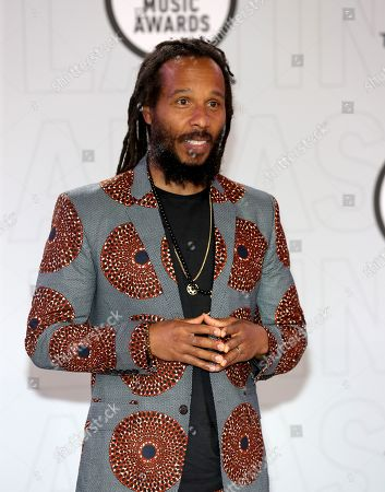 Stock Picture of Ziggy Marley
