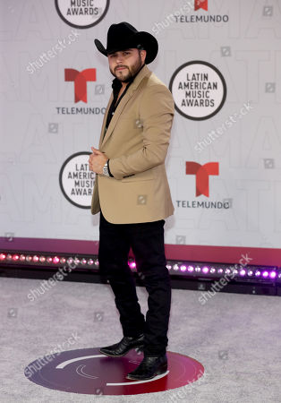 Editorial photo of Latin American Music Awards, Arrivals, BB&T Center, Sunrise, Florida, USA - 15 Apr 2021