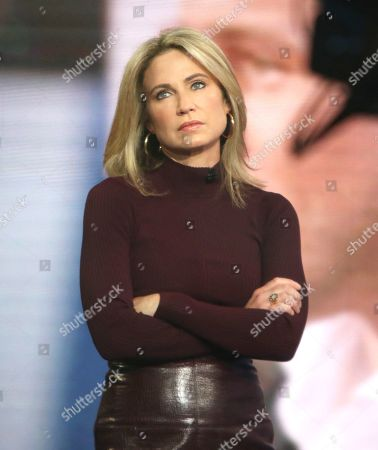 Editorial picture of 'Good Morning America' TV show, New York, USA - 15 Apr 2021