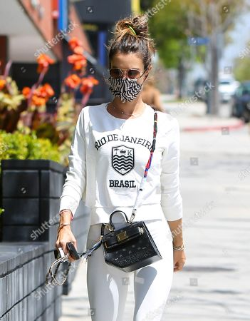 Alessandra Ambrosio out and about, Los Angeles