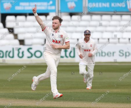 Editorial photo of Essex CCC v Durham CCC - LV Insurance County Championship Group 1, Chelmsford, United Kingdom - 15 Apr 2021
