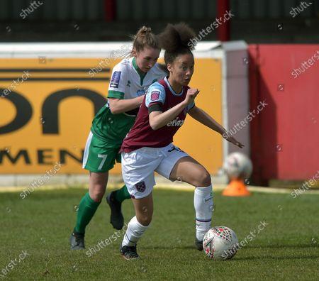 West Ham United Women v Chichester & Selsey Women