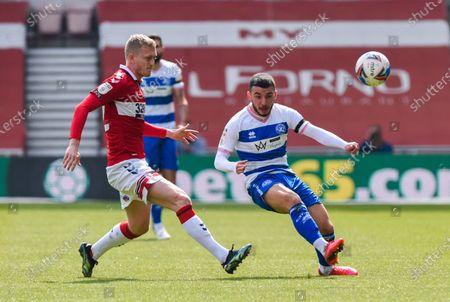 Middlesbrough v Queens Park Rangers
