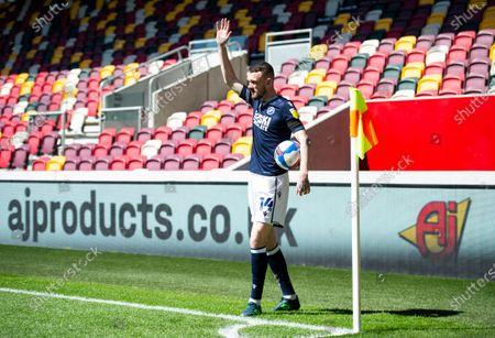Scott Malone of Millwall