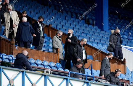 Editorial picture of Rangers v Celtic, William Hill Scottish Cup, Fourth Round, Football, Ibrox Stadium, Glasgow, UK - 18 Apr 2021