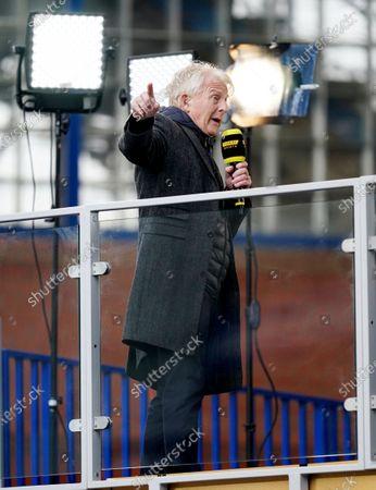Editorial image of Rangers v Celtic, William Hill Scottish Cup, Fourth Round, Football, Ibrox Stadium, Glasgow, UK - 18 Apr 2021