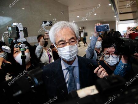 Martin Lee, 82-year-old barrister known as the  (Father of Democracy) will be sentenced today on 16 April 2021. Martin Lee was convicted of participating in and organizing  an unauthorized march in 2019.