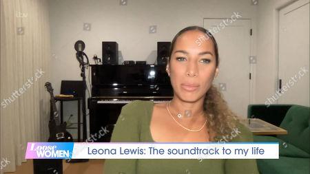 Stock Picture of Leona Lewis