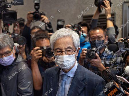 Editorial image of Politics, Hong Kong, Hong Kong - 16 Apr 2021