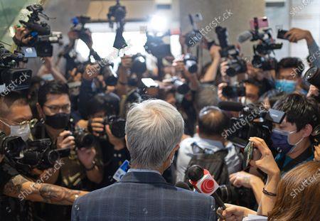 Editorial picture of Politics, Hong Kong, Hong Kong - 16 Apr 2021