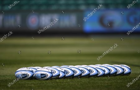 Editorial picture of Bath Rugby v Leicester Tigers, Gallagher Premiership, Rugby, The Recreation Ground, Bath, UK - 18 Apr 2021