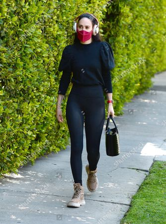 Editorial photo of Rumer Willis out and about, Los Angeles, California, USA - 16 Apr 2021