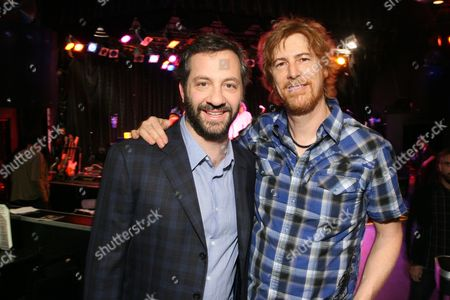 Stock Photo of Judd Apatow and Lyle Workman