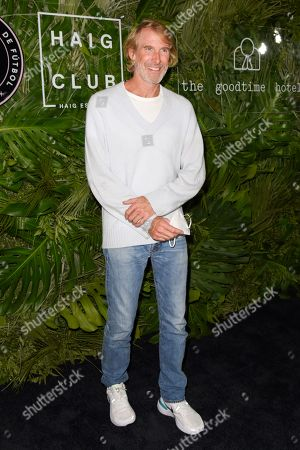 Editorial image of The Goodtime Hotel opening, Miami, Florida, USA - 16 Apr 2021