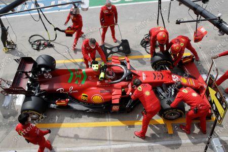 F1 Italian Grand Prix, Qualifying