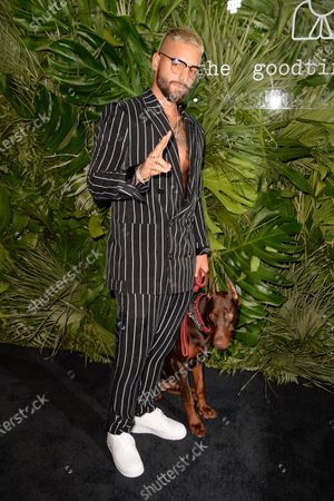 Editorial photo of The Goodtime Hotel opening, Miami, Florida, USA - 16 Apr 2021