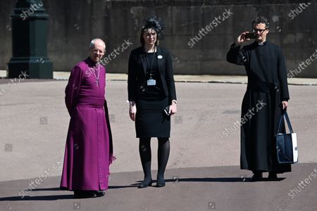 Stock Image of Archbishop of Canterbury Justin Welby