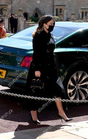 Editorial picture of The funeral of Prince Philip, Duke of Edinburgh, Windsor Castle, Berkshire, UK - 17 Apr 2021