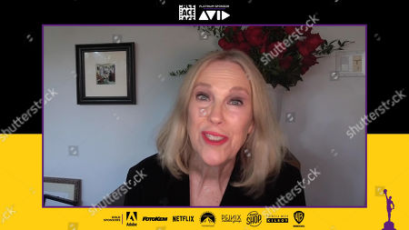 Catherine O'Hara presenting at the 71st Annual ACE Eddie Awards