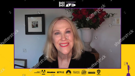 Stock Picture of Catherine O'Hara presenting at the 71st Annual ACE Eddie Awards