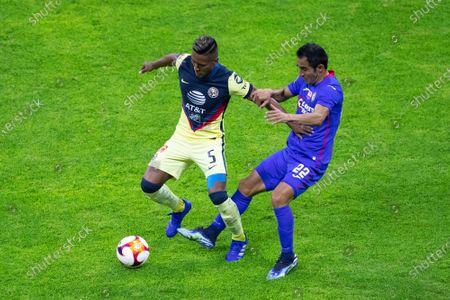 Editorial picture of Club America vs. Cruz Azul, Mexico City - 17 Apr 2021