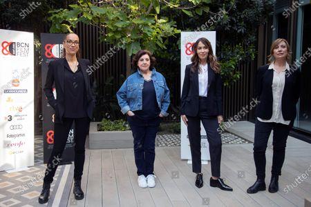 Editorial photo of 5th Sant Jordi BCN Film Fest, Barcelona, Spain - 18 Apr 2021