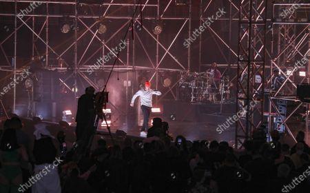 Editorial photo of Justin Bieber In Concert - , Atlanta, United States - 17 Apr 2021