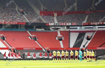 Editorial picture of Soccer Premier League, Manchester, United Kingdom - 18 Apr 2021