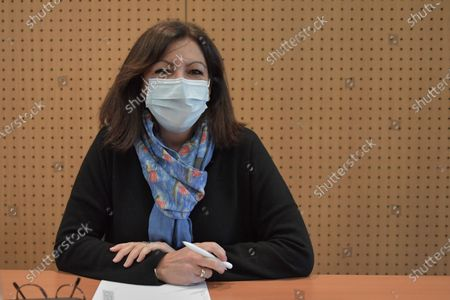 Anne Hidalgo. Following the call to a unite, launched on March 29, 2021 by Yannick Jadot, a European MEP from EELV, he gathered the leaders of the parties of the left with EELV members: Julien Bayou, Secretary National EELV, Eric Piolle mayor EELV de Grenoble, Sandrine Rousseau EELV, Benoit Hamon de Generation.s, Olivier Faure, Secretary National Socialist Party, Anne Hidalgo, PS mayor of Paris, Eric Coquerel, dewhore LFI, Communist Party of France, Mathieu Orphelin dewhore ex-LREM, Guillo Lacroix, president of the Radical Left Party, Corinne Lepage, president of Cap 21, Raphael Glucksmann eurodewhore, of Place publique on Saturday 17 April 2021, at the Holiday Inn hotel in the 19th arrondissement of Paris, in an attempt to build a rally for the €presidential election in 2022.