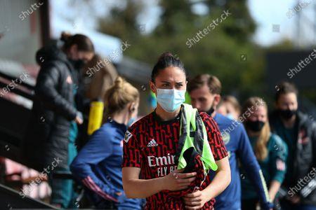 Manuela Zinsberger (#1 Arsenal)